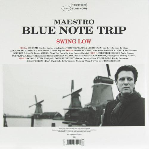 titel auf blue note brazilian trip maestro